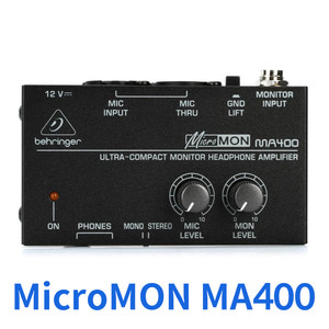 베링거 MA-400 / MA400 / BEHRINGER / HEADPHONE AMP / 헤드폰 앰프