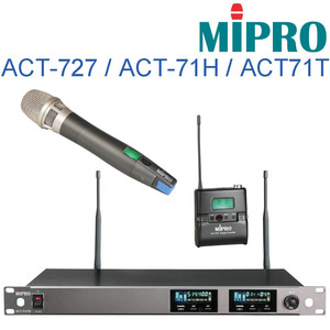 ACT-727/ACT-71H/ACT-71T/MIPRO/