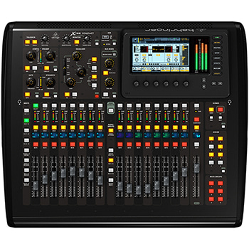 BEHRINGER X32COMPACT / 16CH / X-32COMPACT / X 32COMPACT / 베링거 / 디지털 믹서